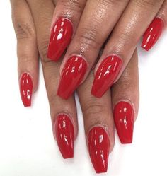 Red Coffin Nails DashboardsBlack