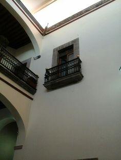 Balcon de la Corregidora