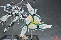 [DIORAMA] Amazing Full Armor Unicorn Gundam Full Guard Mode: Beautiful Work by 望月 FULL PHOTOREVIEW No.49 Hi Res Images http://www.gunjap.net/site/?p=223997