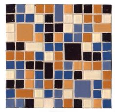 Multi Mix Mosaic Pattens photo