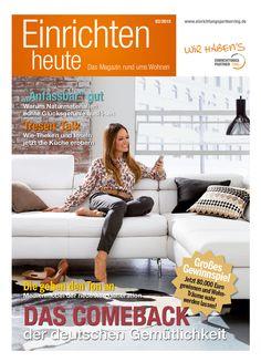 Einrichten heute - Das Magazin rund ums Wohnen - Ausgabe 02/2015 - Thema: Vollsortiment - Gültig bis 26.02.2016 -