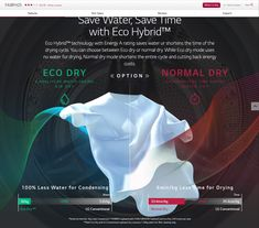 LG : KG Smart Eco Hybrid™ Washer™ Dryer with True Steam™ technology Find Picture, Technology, Tech, Tecnologia
