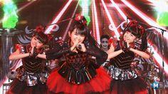 #BABYMETAL #MUSIC STATION SUPER LIVE 2015 #Gimme Chocolate!!