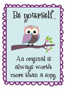 Owl Themed Motivational Posters.  Perfect for decorating your owl themed classroom! $