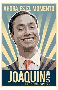 Democratic Party Primary Poster, Texas, 2011