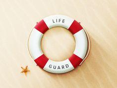 Lifebuoy!