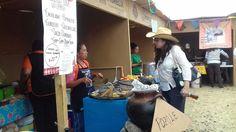 Expositores y proveedores que ofertaron diversos productos y gastronomía de las tenencias de Morelia, manifestaron su satisfacción por los resultados en ventas que registraron en la Expo Rural Morelia 2016, ...