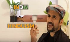 Vir Das Explains The Difference Between India Vs Hinduism In A Hilarious Way.