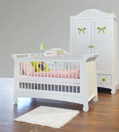 Alice Cot Bed With Wardrobe. Nursery Furniture Sets, Nursery Decor, Bed With Wardrobe, Cot Bedding, Kidsroom, Scandinavian Design, Cribs, Toddler Bed, Baby Boy