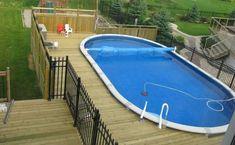 Trendy above ground pools for sale on Garden server Swimming Pool Prices, Above Ground Swimming Pools, Above Ground Pool, In Ground Pools, Blue Haven Pools, Pool Kits, Concrete Pool, Fiberglass Pools, Pool Builders