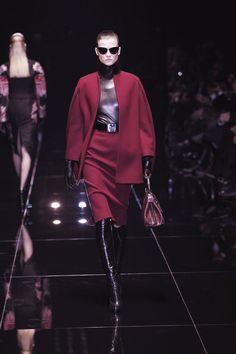 Desfile de Gucci en Milán aw 2013 2014 @Woman_Word #Gucci, #MilanFashionWeek, #WOMANWORD, #moda, #fashion @gucci
