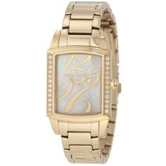 PIERRE CARDIN Ladies Beaute Gold-Tone Watch Steel Bracelet Crystals PC104182F05  http://lyumax.com/category/pierre-cardin/catId=4166522  #pierrecardin #pierre #cardin #watches #wristwatches #steelbracelet #watchesforsale #quartz #diamondswatch #watchesforher #womenswatches #watchesforwomen #watchesforher