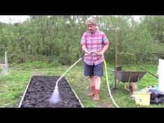 How To Make A No Dig Bed (In Under 30 Minutes) Mark Abbott Compton in Cornwall