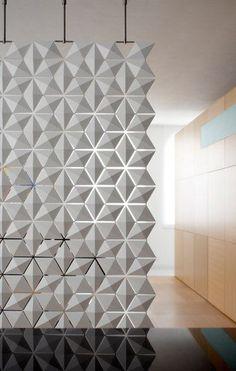 modular space divider designed by Bas van Leeuwen Mireille Meijs