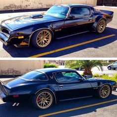 Trans Am. White-Trash wonderful