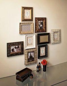 【低価格☆36個セットのフォトフレーム】デコフリーフレーム  「木製写真たて」|卸・仕入れサイト スーパーデリバリー