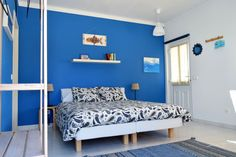 Your bed and breakfast in Algarve near to Aljezur. Sun, relax, your holidays in Portugal. The amazing surf beaches of Arrifana and Monte Clérigo! Portugal Holidays, Adventure Holiday, Short Break, Blue Rooms, Holiday Activities, Algarve, B & B, Bed And Breakfast, Simple Designs