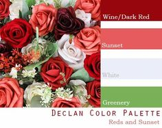 $250 Wedding Flower Package in deep red, wine, burgundy, sunset, guava and coral Peach Wedding Theme, Red Wedding Flowers, Sunset Wedding, Wedding Themes, Wedding Stuff, Wedding Decorations, Wedding Ideas, Wedding Dresses, Raspberry Wedding Color