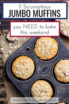 Healthy Cafe, Healthy Muffin Recipes, Healthy Muffins, Tea Recipes, Fall Recipes, Baking Recipes, Bakery Style Muffin Recipe, Moist Banana Muffins, Breakfast