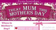 Don't forget mum this Mothers Day. ...