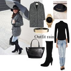 Outfit rain