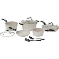 3 Casserole Space Saver Cook Set pots casseroles en Acier Inoxydable Nidification