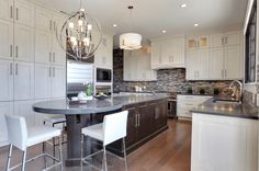 Countertop Island Shapes - Experiment with shape and purpose