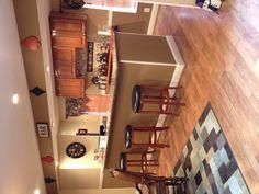 Bar / kitchenette area