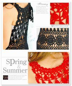 Crochet Sobresaliente: Crochet Túnica