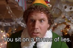 Behold, the greatest, funniest quotes from Christmas movies for young and old! - Buddy The Elf Funny Christmas Movies, Funny Movies, Christmas Humor, Good Movies, Friends Christmas Quotes, Funny Christmas Quotes, Xmas Quotes, Greatest Movies, Christmas Pics