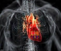 #Barça #heart / #Cor blaugrana / #Corazón azulgrana