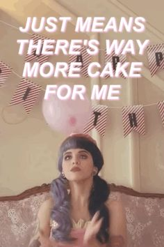 Listen: Pity Party - Melanie Martinez