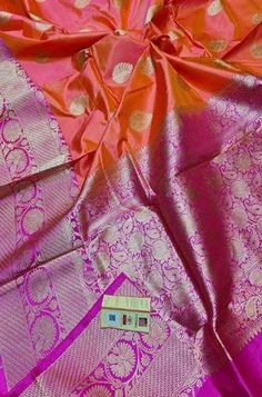 Details From our exclusive collection of Banarasi Craftsmen It is a Master piece, this is...