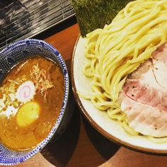 Enjoying delicious #tsukemen in #shinjuku  Tsukemen is relatively new style of #ramen which is eaten after dipping in a separate bowl of soup. yum!  #hubjpn #japan #japanese #japanlove #lovejapan #instagood #webstagram #photooftheday #instatravel #trip #travel #instalike #cooljapan #japanesestyle #japantrip #japanstyle #japaneseculture #japanlife #japan2015 #japanesefood #japanfood #japanesecuisine #つけ麺 #foodstagram by hubjpn