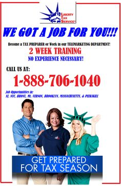 We got a job for you