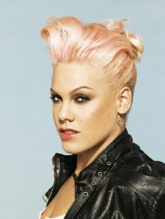 I chose this picture to go on my board as P!NK is my favourite singer! I love P!NK as she not only has a wonderful voice and produces good songs but she seems to be a lovely and down to earth person who doesn't get carried away by all the publicity and popularity that comes with being a celebrity!
