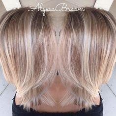 Image result for cool blonde highlights