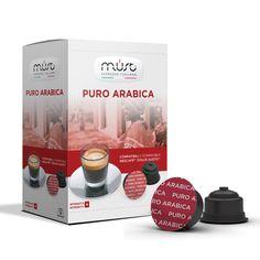 Espresso ARABICA aus 100% Arabicabohne Dolce Gusto® kompatibel