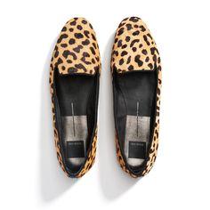 Stitch Fix Summer Styles: Leopard Print Loafers