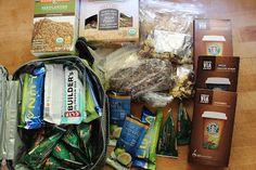 Vegan travel snack/food ideas