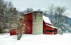 WHISPERS OF WINTER WONDER http://karen-wiles.pixels.com (red barn artworks)