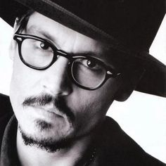 00fb6472bd3 2018 Johnny Depp Style Glasses Men Retro Vintage Prescription Glasses Women  Optical Spectacle Frame Clear lens