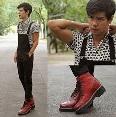 Guidomaggi Shoes, Stark Street Clothing Shirt