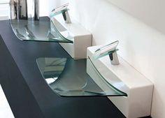 Interieur ideeën: Kleine badkamers (fotospecial) - bouwenwonen.net