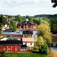 Porvoo Old Town / Finland (photo: Elina Syrjänen)