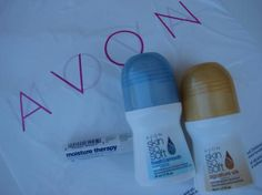 2 Skin So Soft Deodorants & Moisture Therapy Lip Balm- Avon  $5.00
