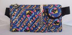 Womens HARAJUKU LOVERS Fanny Pack Bum Bag Small Purse Waist Bag Presto Style  #HarajukuLovers #FannyPack