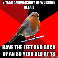 Retail Robin - Cashier Humor - Cashier Humor meme - - Right here! Retail Robin The post Right here! Retail Robin appeared first on Gag Dad. Cashier Problems, Retail Problems, 99 Problems, Server Problems, Waitress Problems, Nurse Problems, Money Problems, What Do You Mean, Look At You