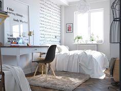 9 Light and Stylish Scandinavian Bedrooms | Ideas | PaperToStone