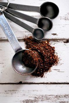 Homemade Taco Seasoning | Recipe Taco Seasoning